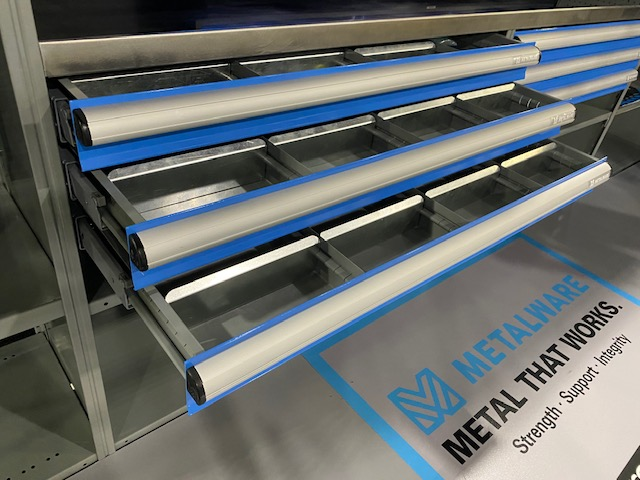modular drawers in metal shelving dividers and separators all welded drawer for agriculture, maintenance, automotive