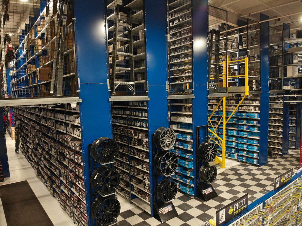 multi-tier-shelving-mezzanine